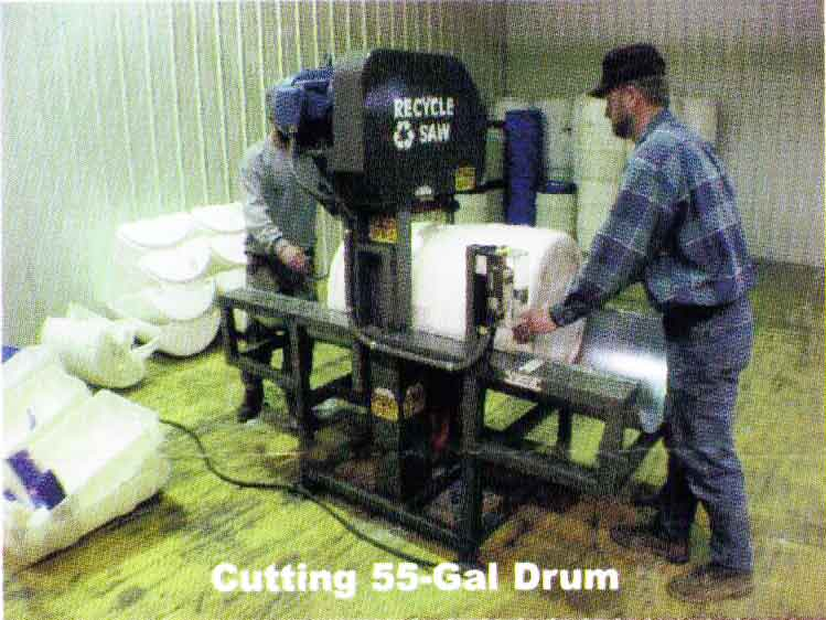 Home Warranty Plans >> D & K Recycle Saw - Drum Cutter